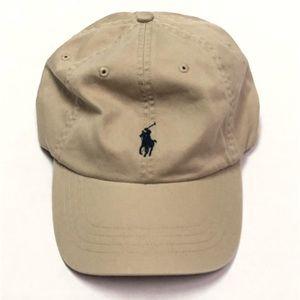 Polo Ralph Lauren Nubuck Adjustable Hat OSFA